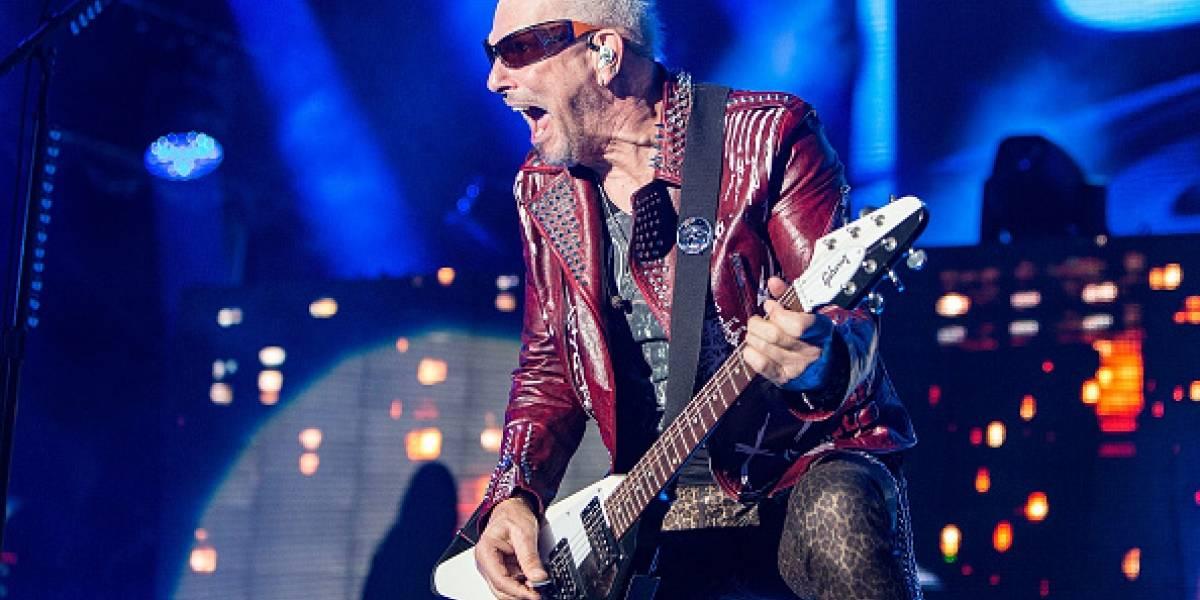 Tras una década de su último concierto, Scorpions vuelve a Colombia
