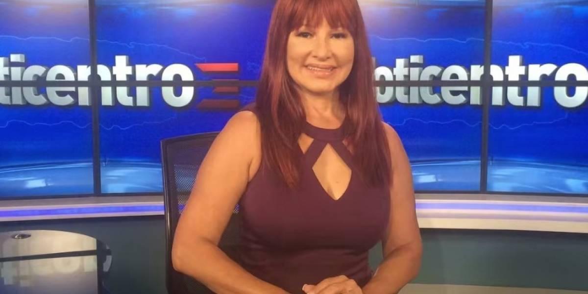 Luz Nereida Vélez se estrena en el segmento de Titi Aixa