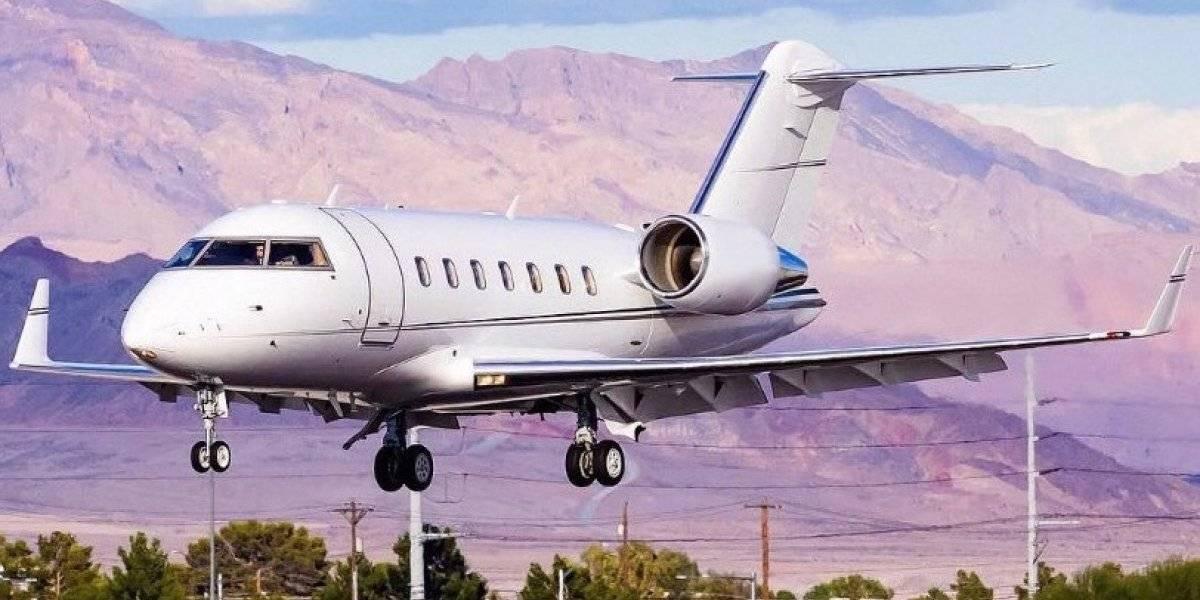 Desaparece en Coahuila avión que venía de pelea de Canelo