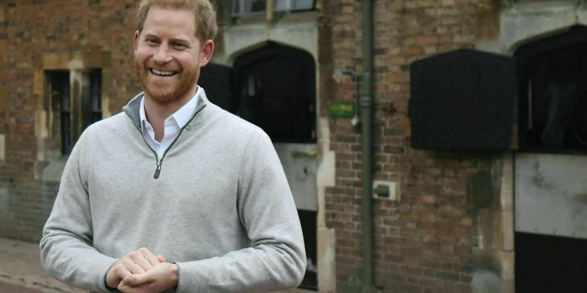 """Príncipe Harry: """"Estoy por las nubes"""""""