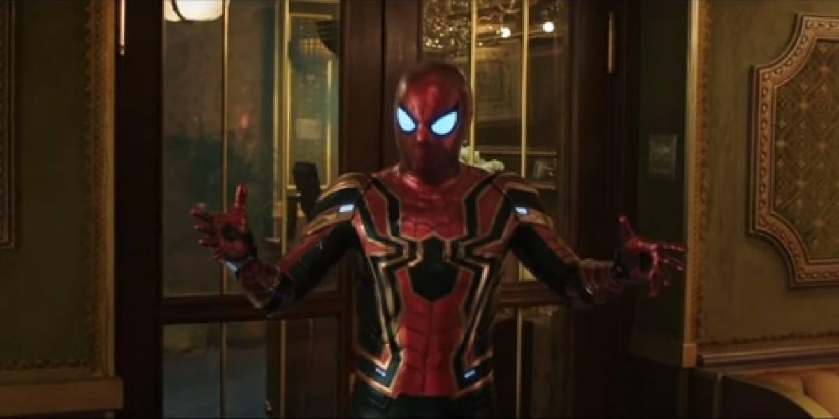 El impactante detalle en el tráiler de 'Spider-man: Lejos de casa' que no todos notaron