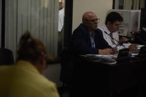 MP señala a Jorge Villavicencio por dos delitos.