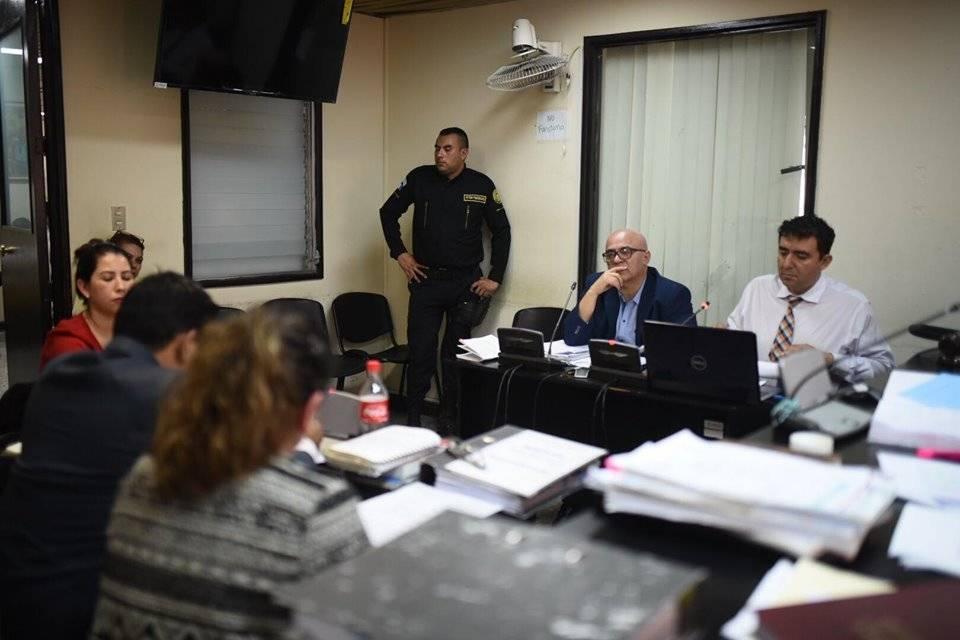 MP señala a Jorge Villavicencio por dos delitos. Foto: Edwin Bercián