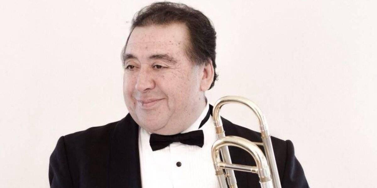 """Artistas nacionales despiden al destacado trombonista Héctor """"Parquímetro"""" Briceño"""