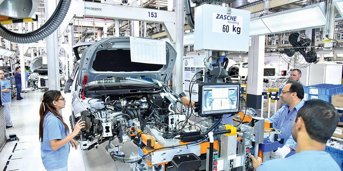 Ajuste na produção para fábrica da Volkswagen em São Bernardo por 3 semanas