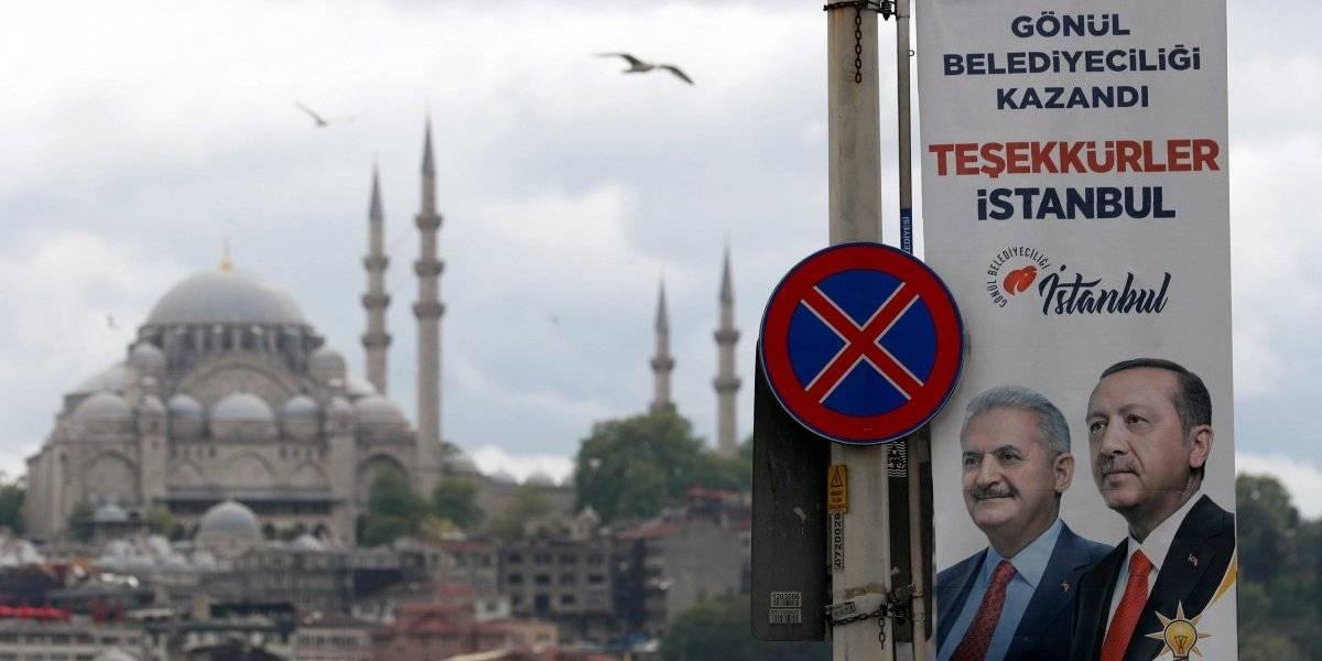 Justiça da Turquia anula eleição municipal de Istambul