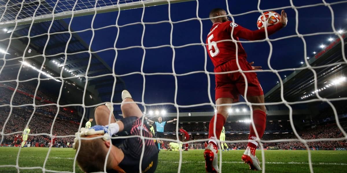 Liverpool vai para finais da Champions após virada épica contra Barcelona