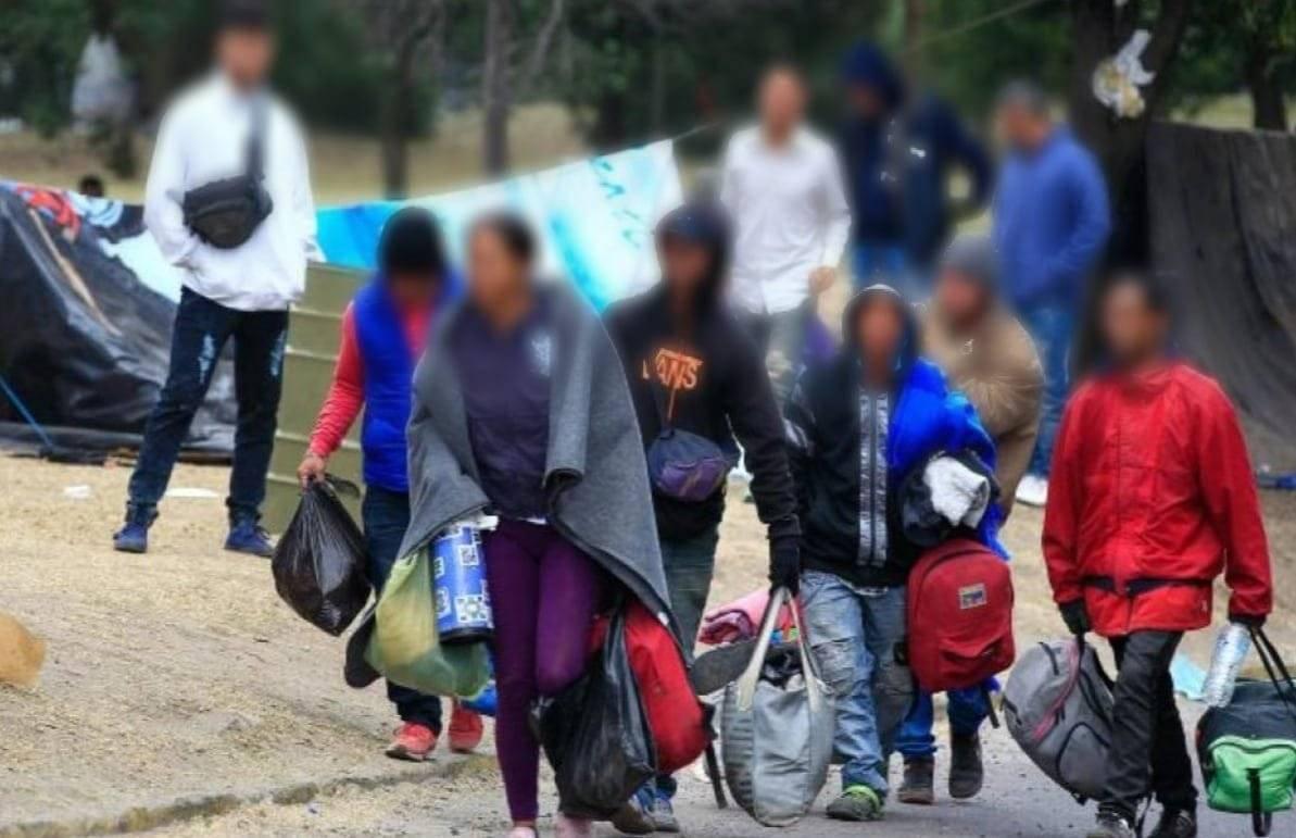 Venezolanos en Ecuador EFE