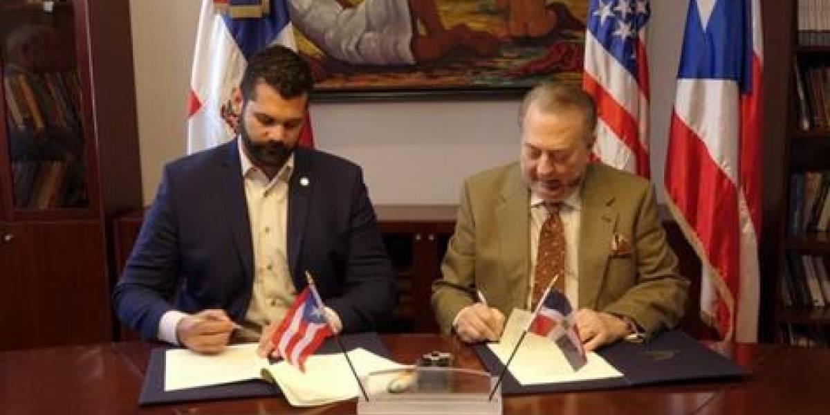 RD y Puerto Rico acuerdan fortalecer lazos culturales