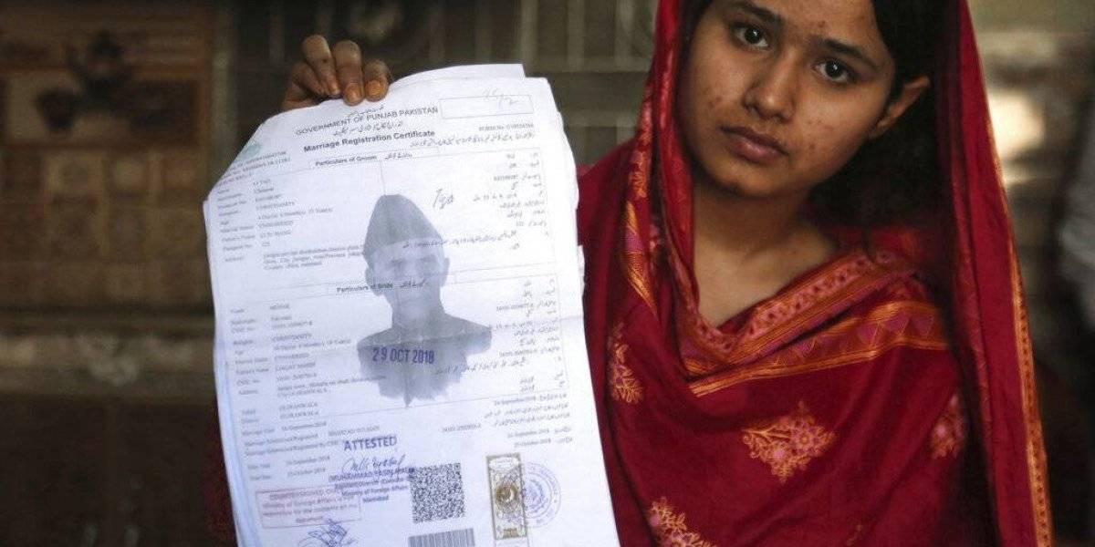Jóvenes paquistaníes vendidas para casarlas con chinos