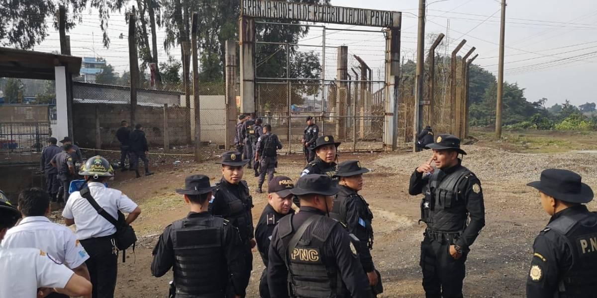 Atentado armado en la cárcel Pavón deja más de 10 reos heridos
