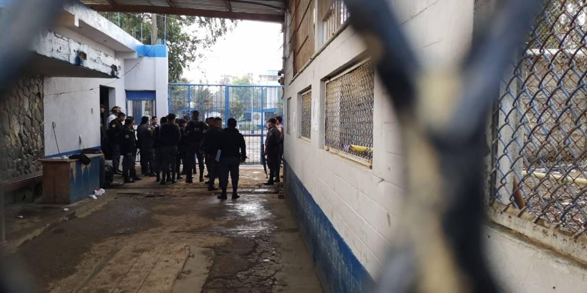 Directora de Pavón es señalada por impedir a la PNC participar en requisa