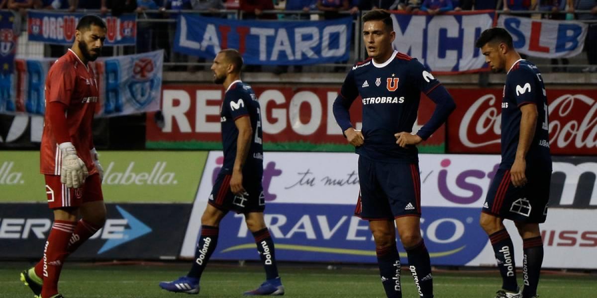 """Johnny Herrera y Matías Rodríguez son los únicos """"intocables"""" de las mil y una pruebas de Alfredo Arias en la U"""