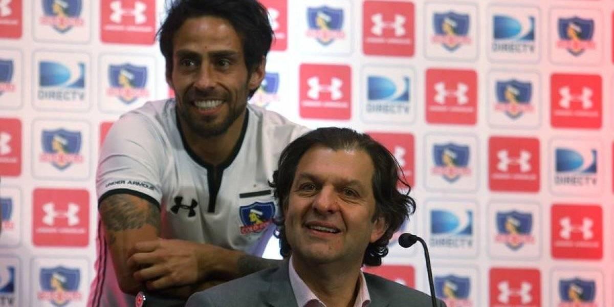 """Mosa pide a los árbitros que """"cuiden"""" a Valdivia y confirma homenaje para Paredes si rompe récord goleador"""