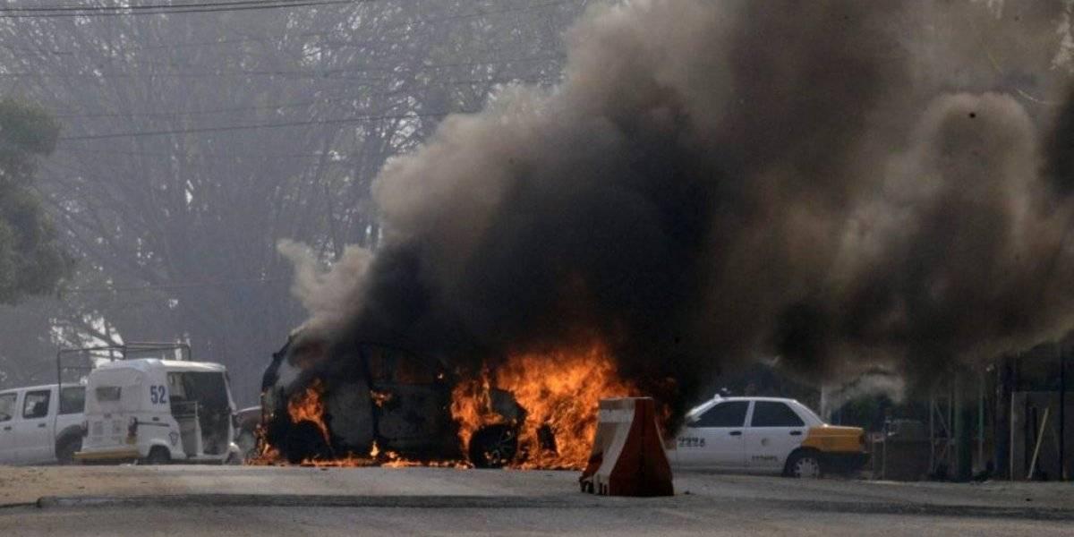Enfrentamiento en sur de México deja dos muertos y cuatro heridos
