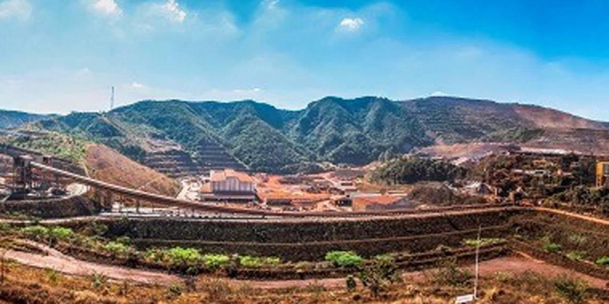 Justiça suspende atividades de mais uma barragem da Vale em Minas Gerais