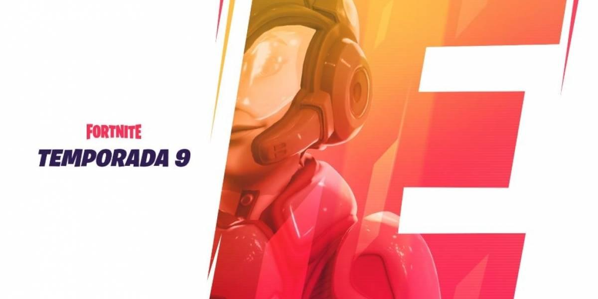 Fortnite Season 9 será liberada nesta quinta-feira com um novo tema