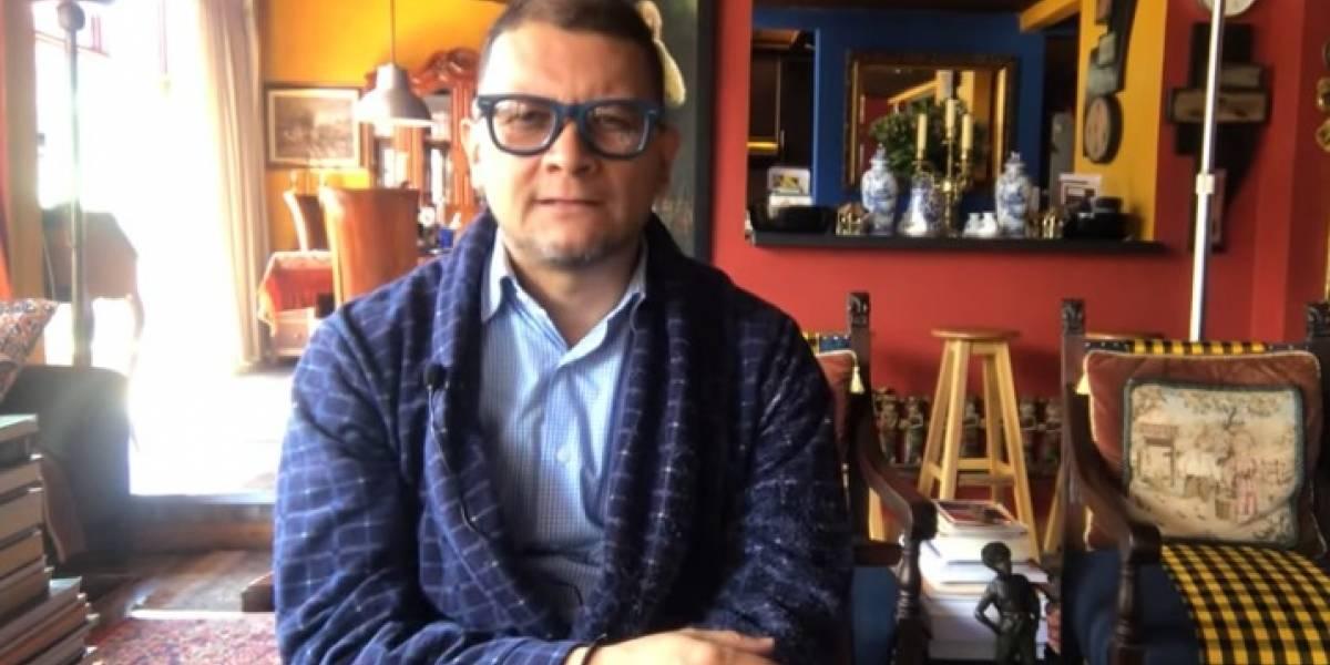 Profesor del video del cianuro contra Nestor Humberto le desea que tenga cáncer
