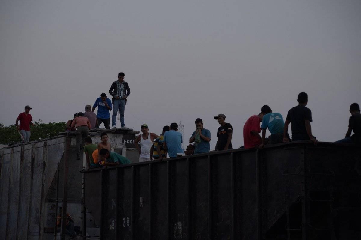 El Plan de Desarrollo atenderá las causas de la migración. Foto: Cuartoscuro