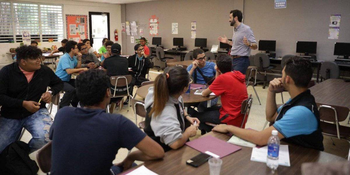 Educación adiestra a estudiantes para la industria de construcción
