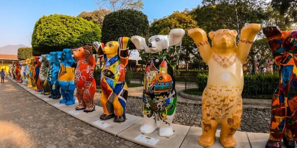 Festival Cultural en el Paseo de la Sexta traerá la exposición United Buddy Bears