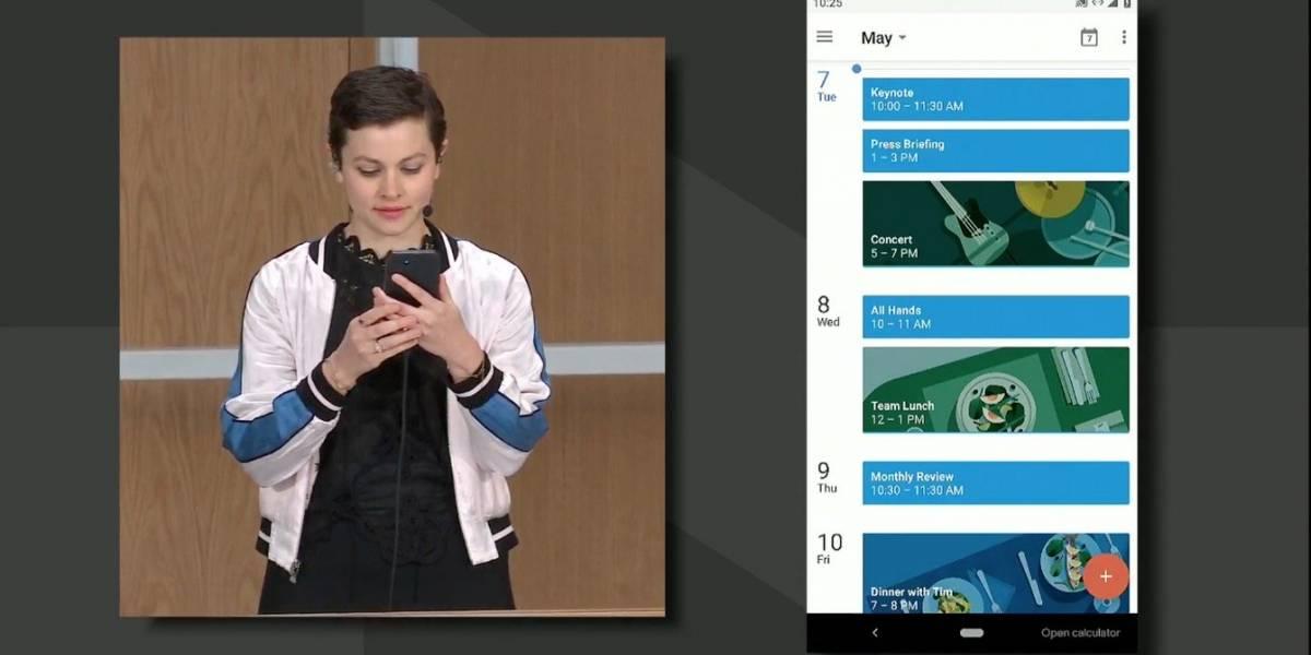 Google Assistant presentó una serie de novedades: 10 veces más rápido y más IA integrado #IO19
