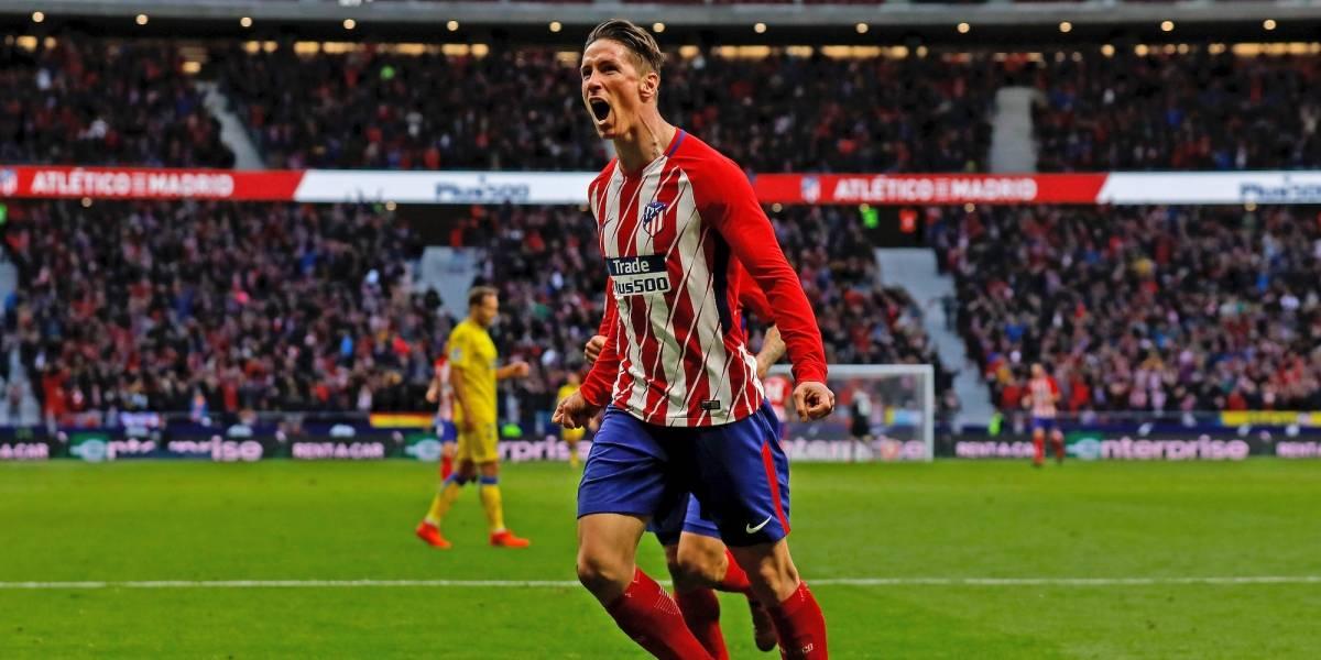 San Luis ya planea cómo fichar a la 'bomba' del verano: Fernando Torres