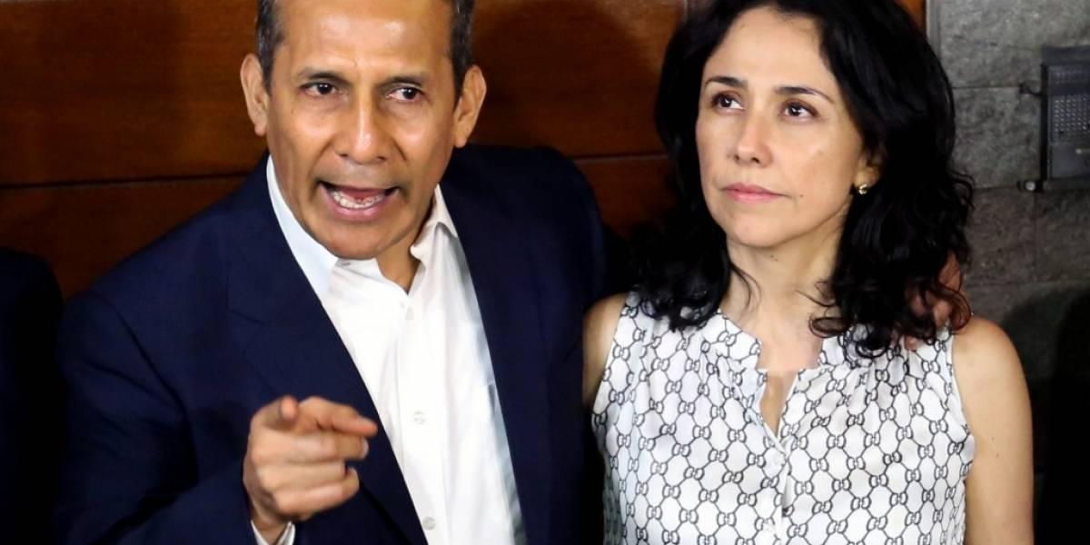 Fiscalía acusa a Ollanta Humala y a su esposa por dádivas de Odebrecht
