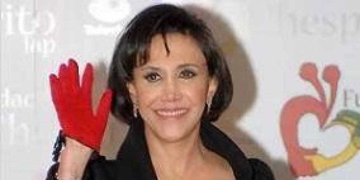 Florinda Meza vuelve a la actuación en la película 'Dulce familia'