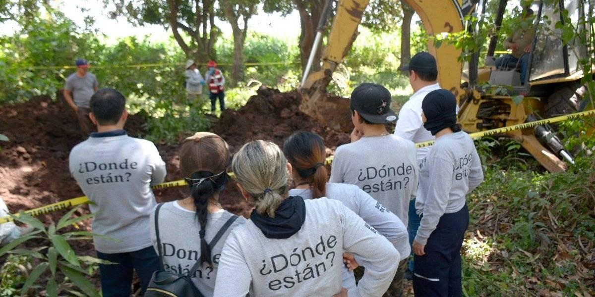 Prioridad del gobierno de AMLO es la búsqueda de desaparecidos