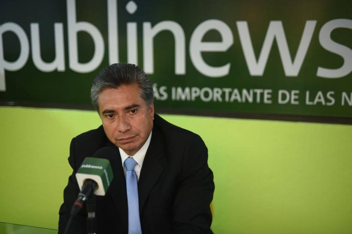Fredy Cabrera, partido Todos