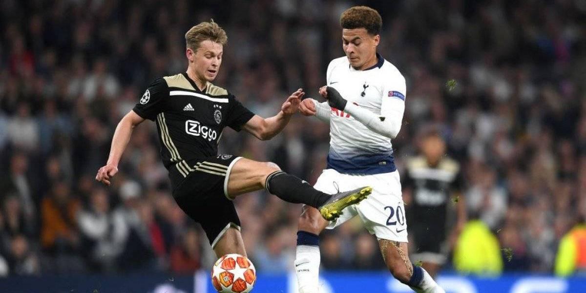 Ajax quiere completar su viaje de ensueño en la Champions ante Tottenham Hotspur