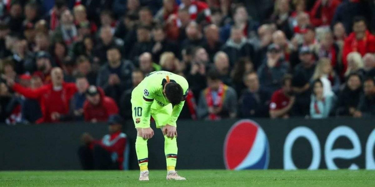 """En España lloran a más no poder con la tragedia de Barcelona ante Liverpool: """"Fiasco monumental en Anfield"""""""