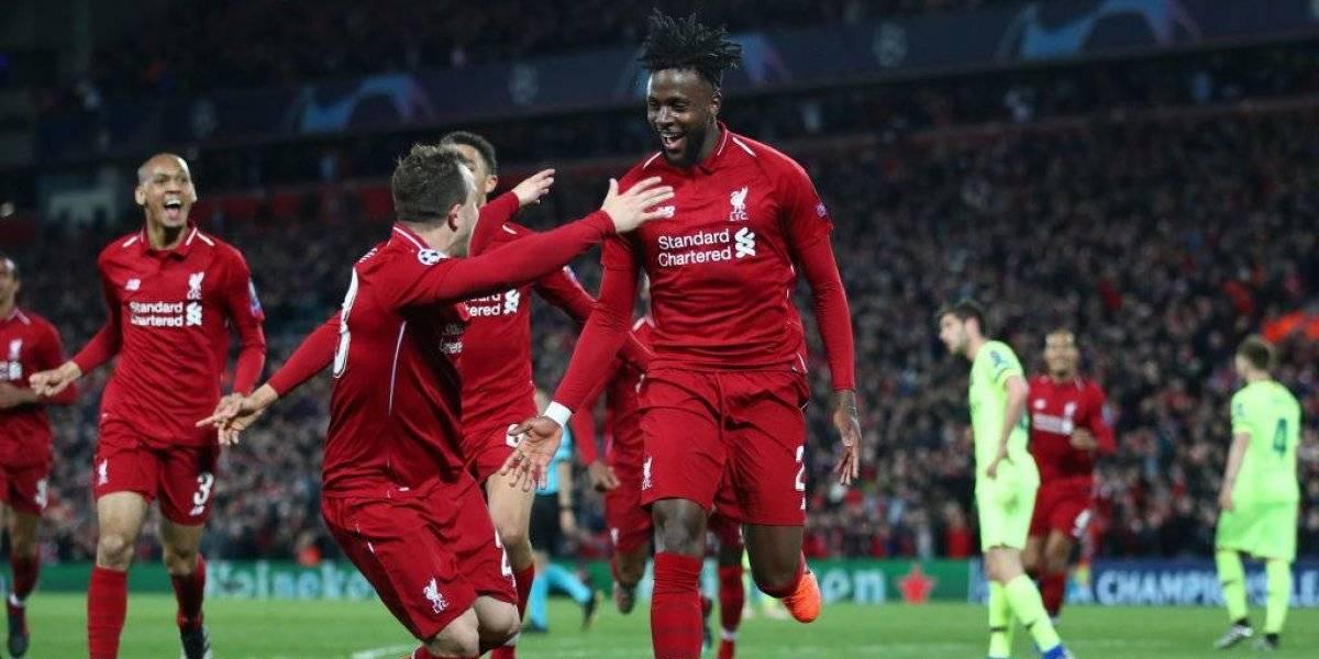 El Liverpool consiguió una remontada memorable y dejó al Barcelona de Arturo Vidal sin final de Champions League
