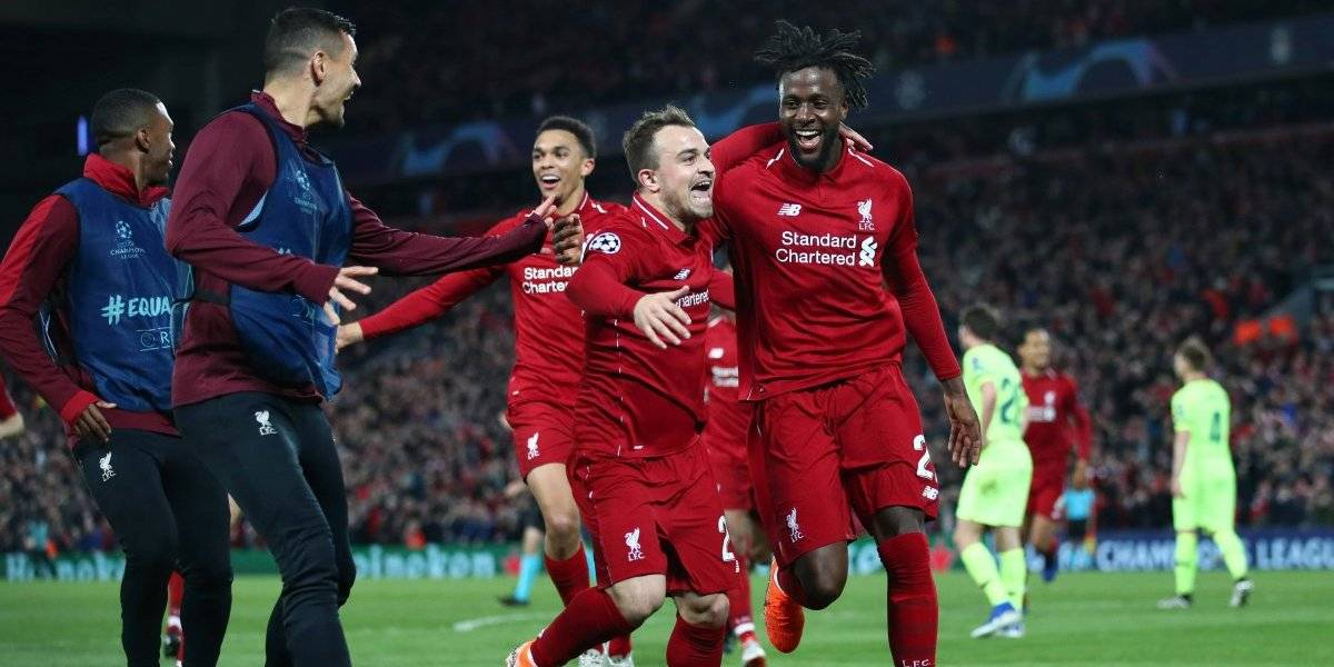 ¡Liverpool logra la hazaña y elimina al Barça de la Champions!