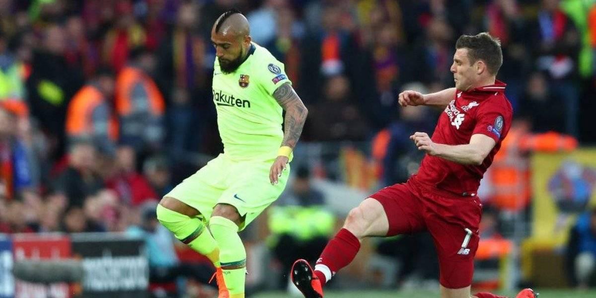 Así vivimos el milagro del Liverpool que eliminó al Barcelona de Vidal en la Champions League