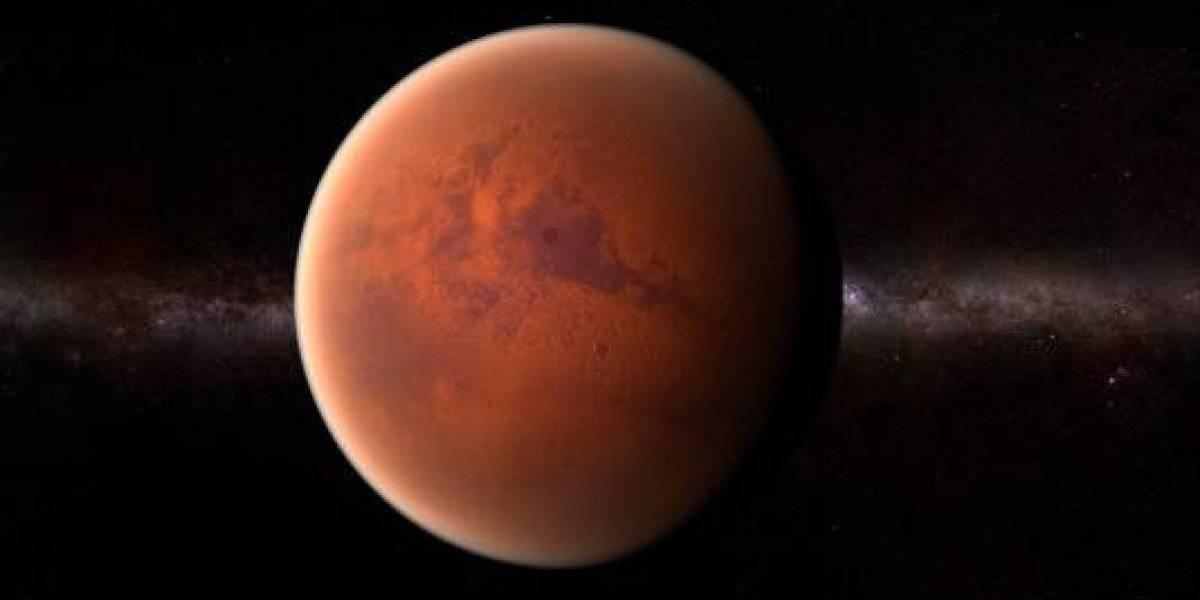 NASA publica impresionantes fotos del atardecer y del amanecer vistos desde Marte