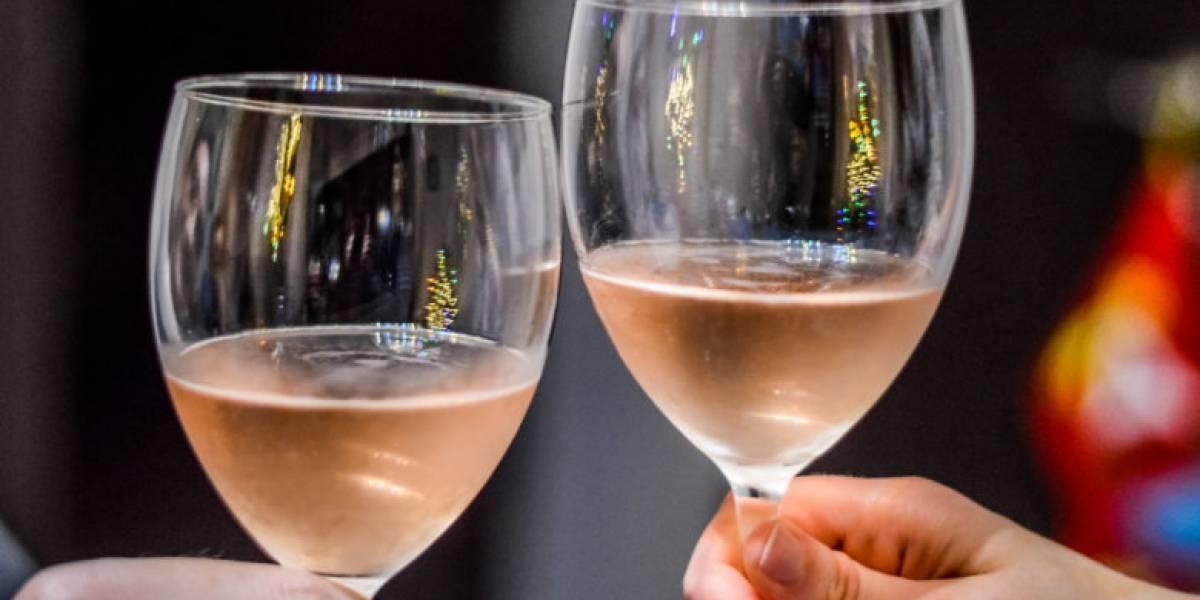 Presentan un Rosé sin alcohol