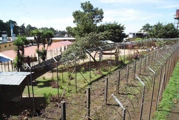 Granja de Rehabilitación Penal Pavón. Foto: Sistema Penitenciario