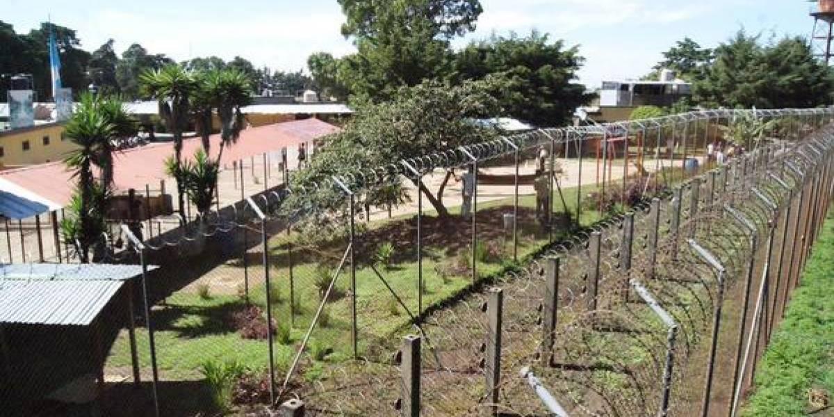 Suspenden visitas en cárcel Pavón