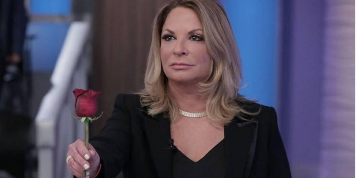 Ana María Polo se hace viral al lucir irreconocible sin maquillaje