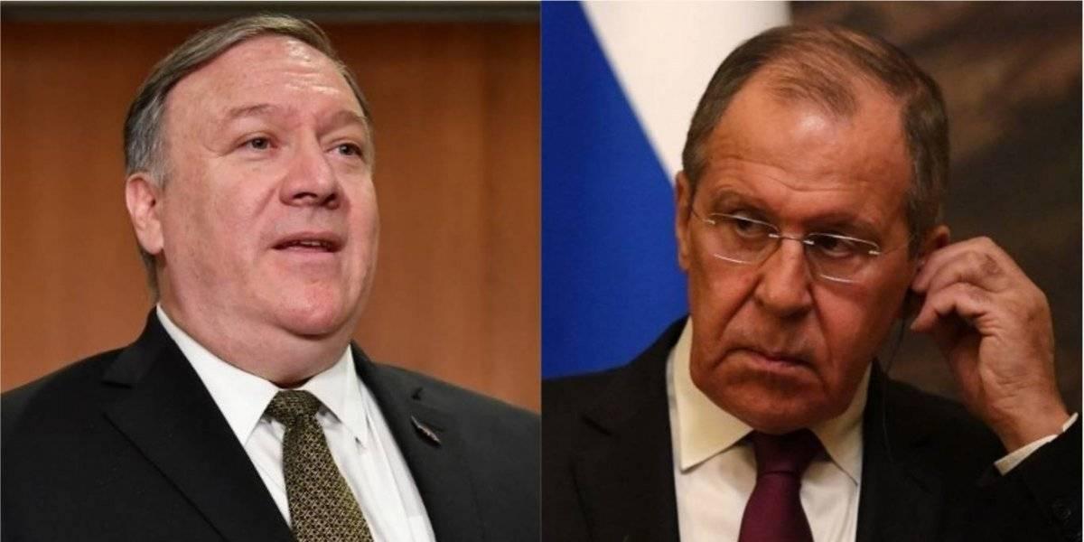 Rusia confirma la fecha de la reunión entre Pompeo y Lavrov en Sochi