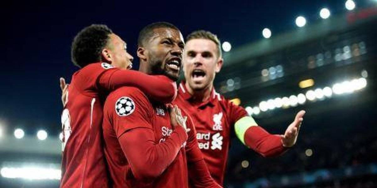 Liverpool se sacó los 3 del Barcelona y es finalista