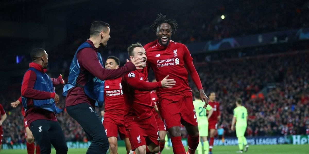 ¡El gol de la clasificación! Divock Origi, el héroe del milagro en Anfield