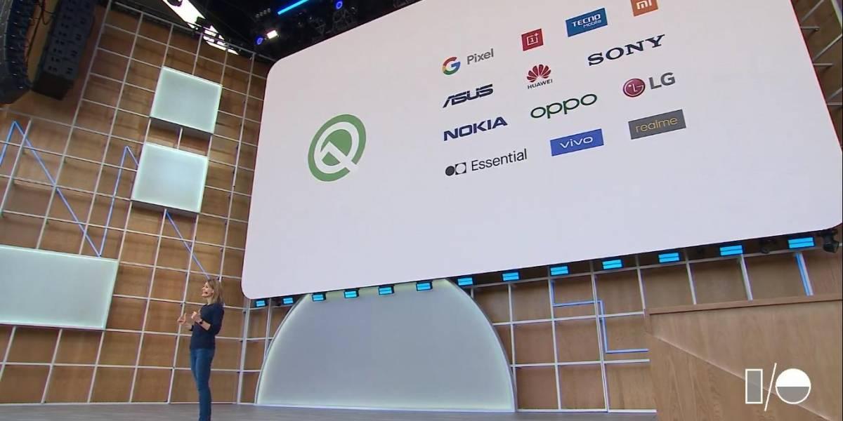 Google presentó todas las novedades que tendrá Android Q #IO19