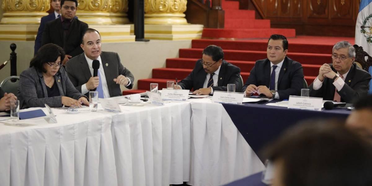 Ministro de Agricultura presenta acciones para atender a población por canícula prolongada