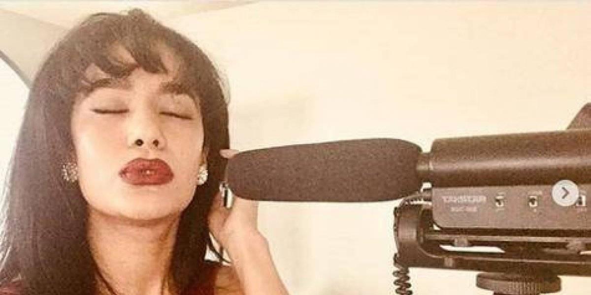 Massiel Taveras preseleccionada para hacer el papel de Selena en serie de Netflix