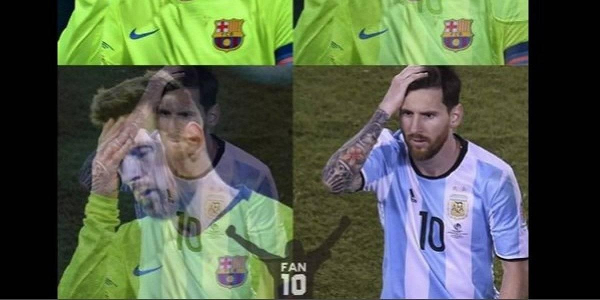 Con despiadados memes usuarios se burlan de la eliminación del Barcelona