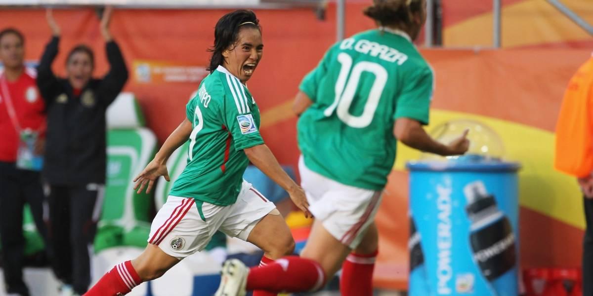 Mónica Ocampo mejor gol de los Mundiales femeniles