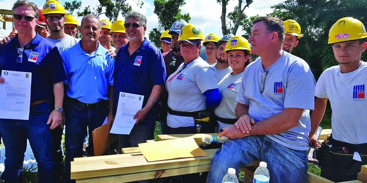 Cientos siguen sin recuperar su techo a casi dos años del paso del huracán María